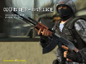 Counter-Strike 1.6 Improvisation! (330 мб)