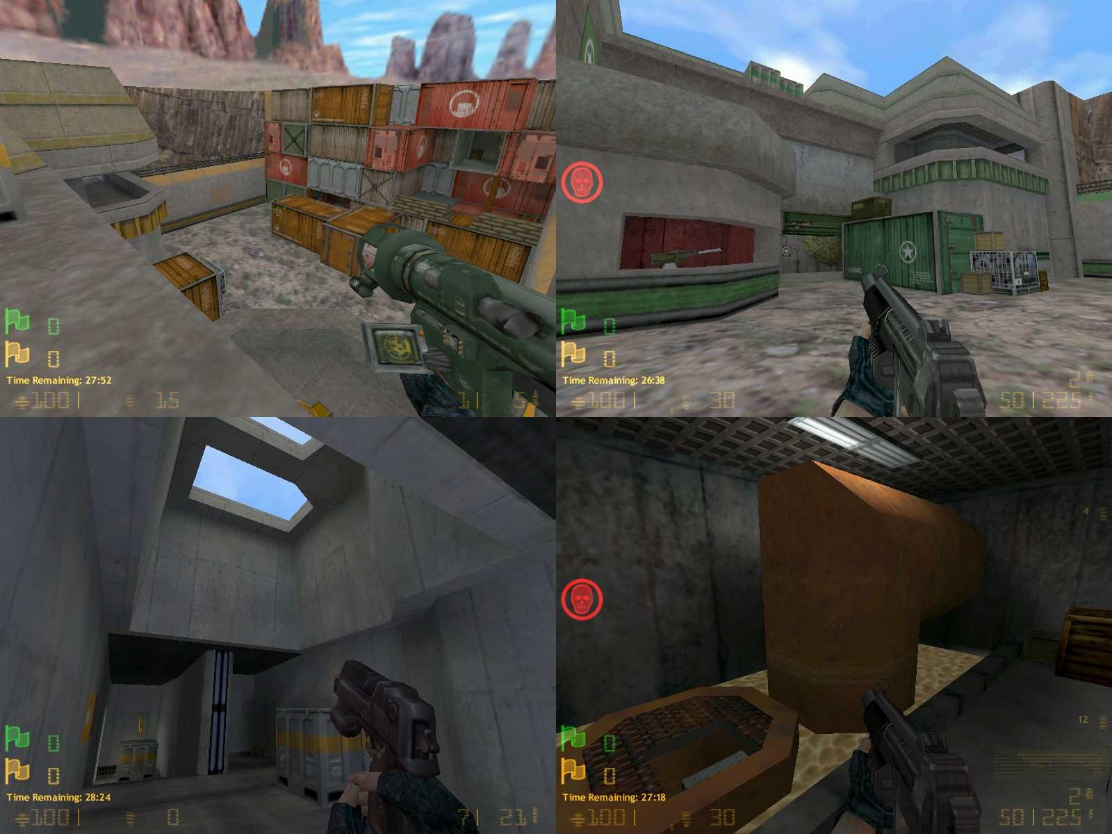 Opposing Force Capture The Flag, CTF MOD
