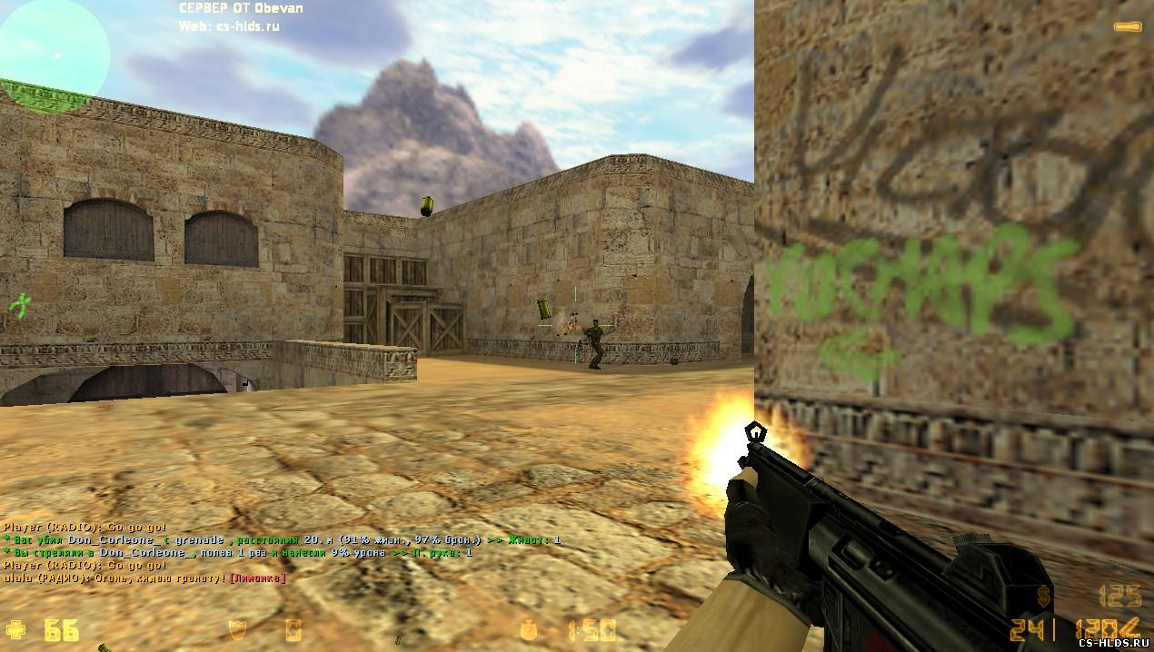 counter strike 1.6 2010