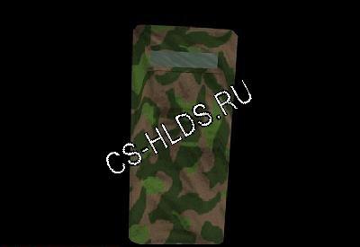 Скачать бесплатно Camo Shield - Щиты - Модели оружия cs 1.6