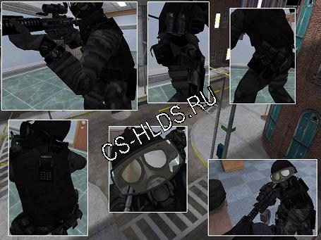 Urban Warfare Series SAS