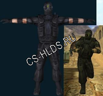 SAS Splinter Cell Squad