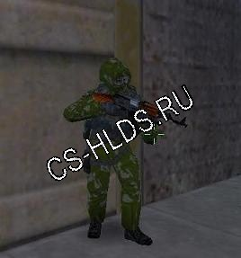 Russian KMLK RECON Soldier