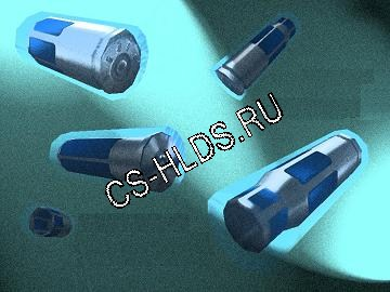 glowing uv bullets