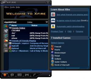 Скачать бесплатно Xfire 1.95 (July 22nd, 2008) - Разное - Программы для cs 1.6