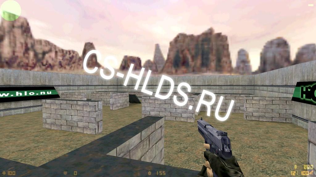 Скачать Патч v35 для Counter-Strike 1.6 34.44 Мб, бесплатно, из