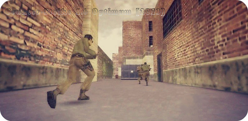 Counter-Strike 1.6 Optimum [2013]