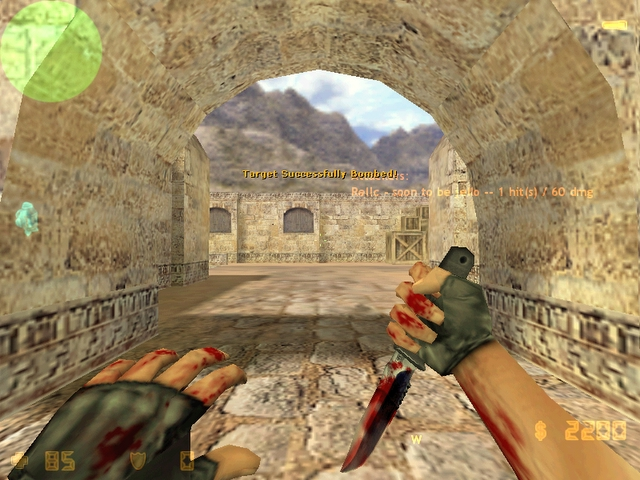 Bloody Knife v0.2.1
