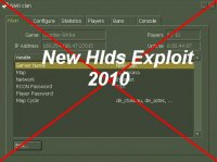 New Hlds Exploit 2010