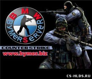 Counter-Strike Real Edition (Bymer)