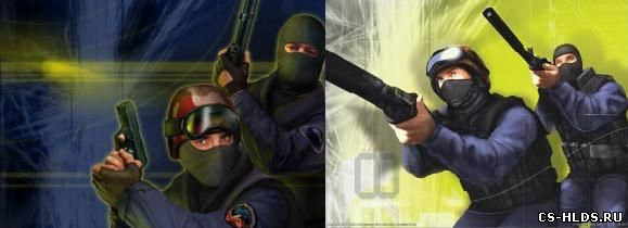 Counter-Strike 1.6 + Counter-Strike: Condition Zero Full