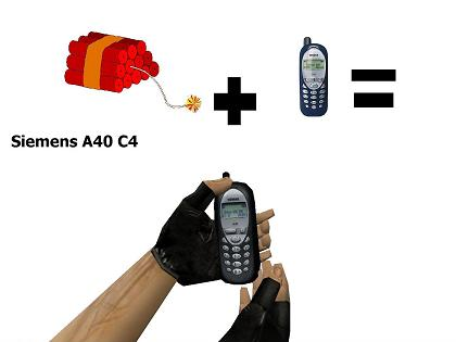 Siemens a40 C4