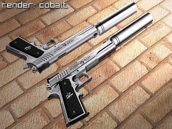Hardballer .45ACP